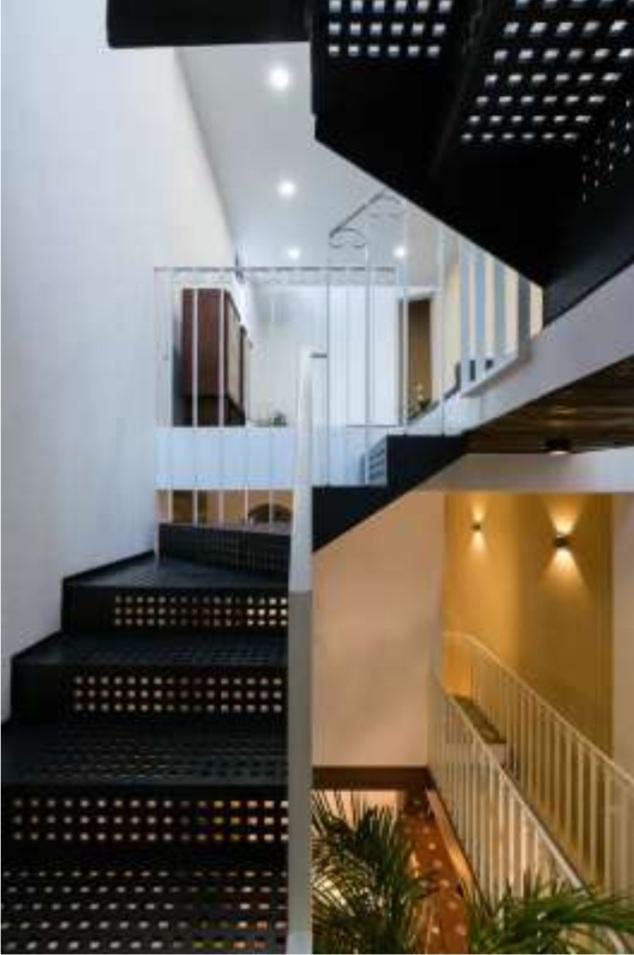 7 mẫu thiết kế cầu thang hiện đại nhất