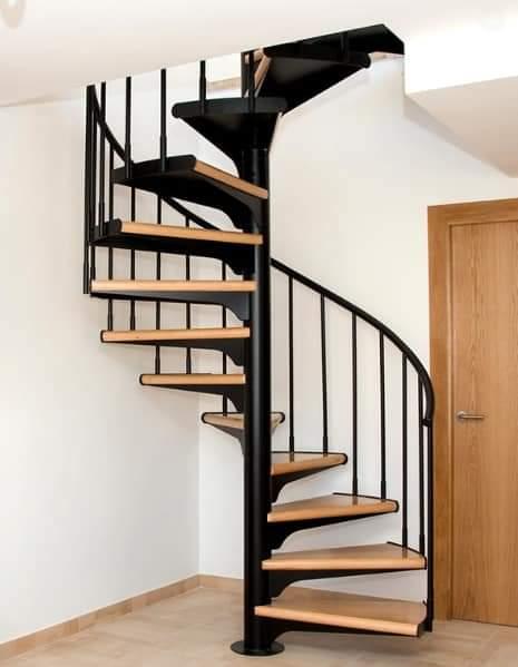 7 thiết kế cầu thang độc đáo