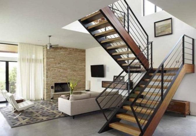 các mẫu thiết kế cầu thang đẹp nhất