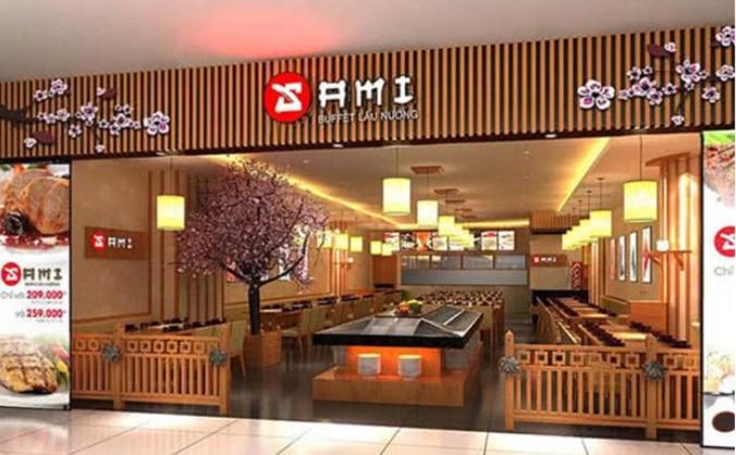 các mẫu thiết kế nội thất cho nhà hàng