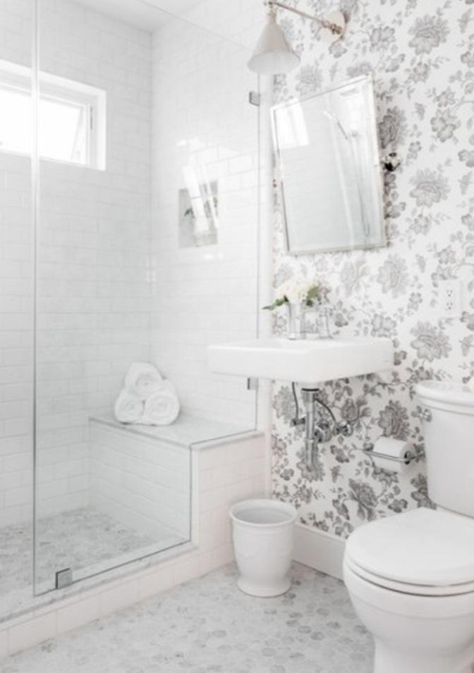 các kiểu thiết kế chuẩn nội thất cho phòng tắm
