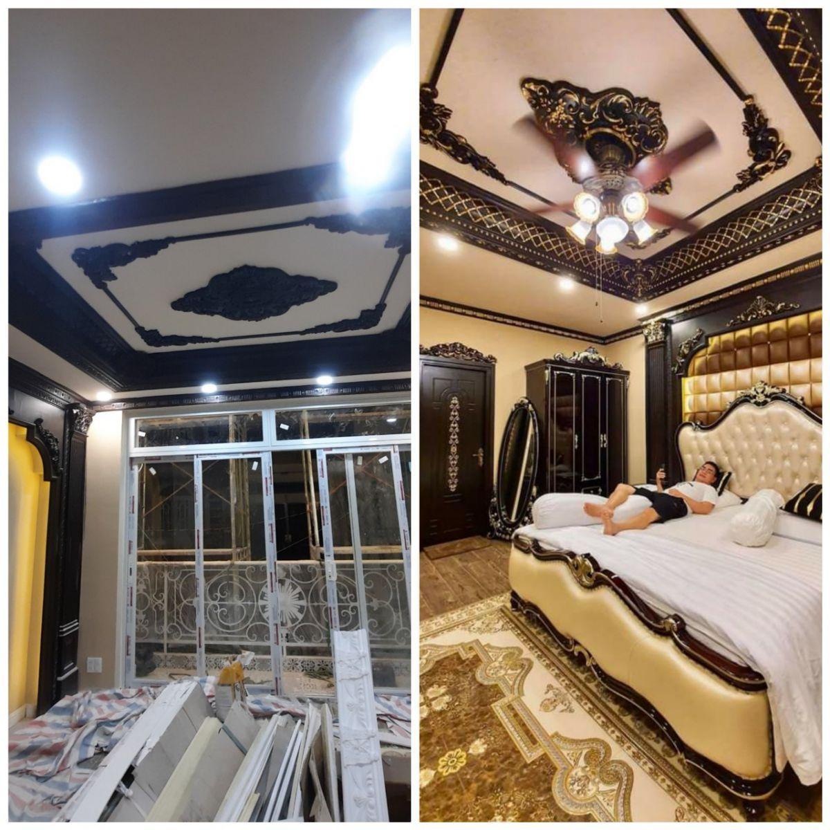 cải tạo lại phòng ngủ