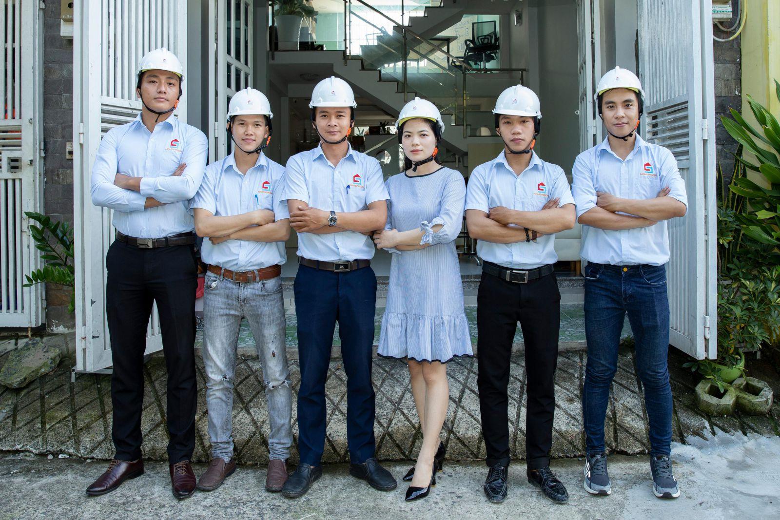 Đội ngũ nhân viên Nam Sài Gòn