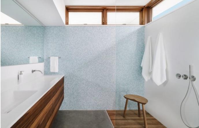 mẫu thiết kế phòng tắm đẹp quyết rũ