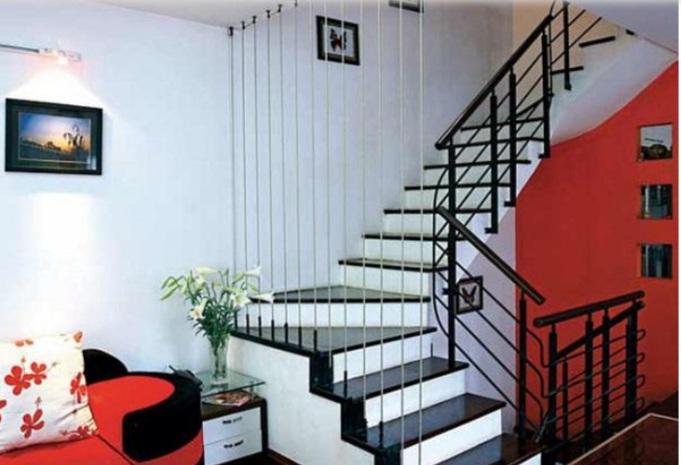 Những mẫu thiết kế cầu thang đang hot nhất