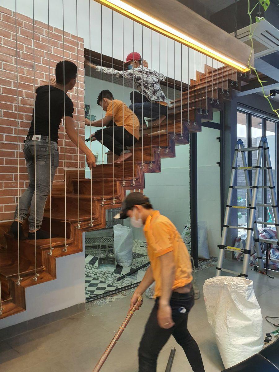 Những mẫu thiết kế cầu thang đẹp