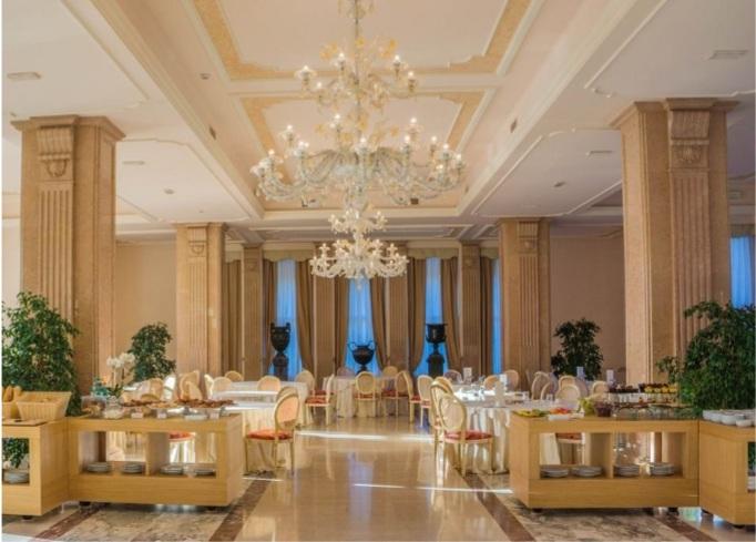 những mẫu thiết kế nội thất nhà hàng