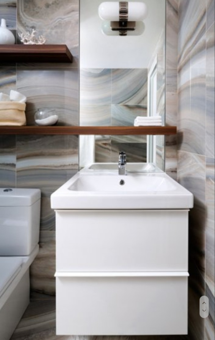 Những mẫu thiết kế nội thất đẹp cho phòng tắm
