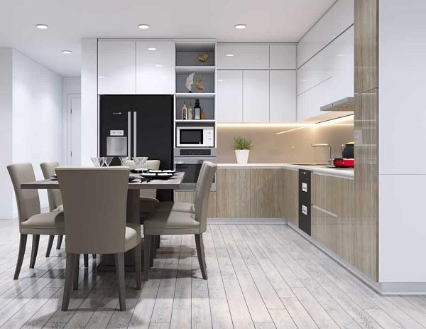 nội thất nhà bếp 1