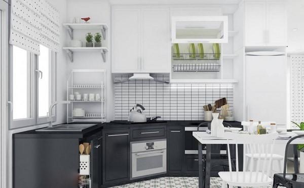 nội thất nhà bếp 7