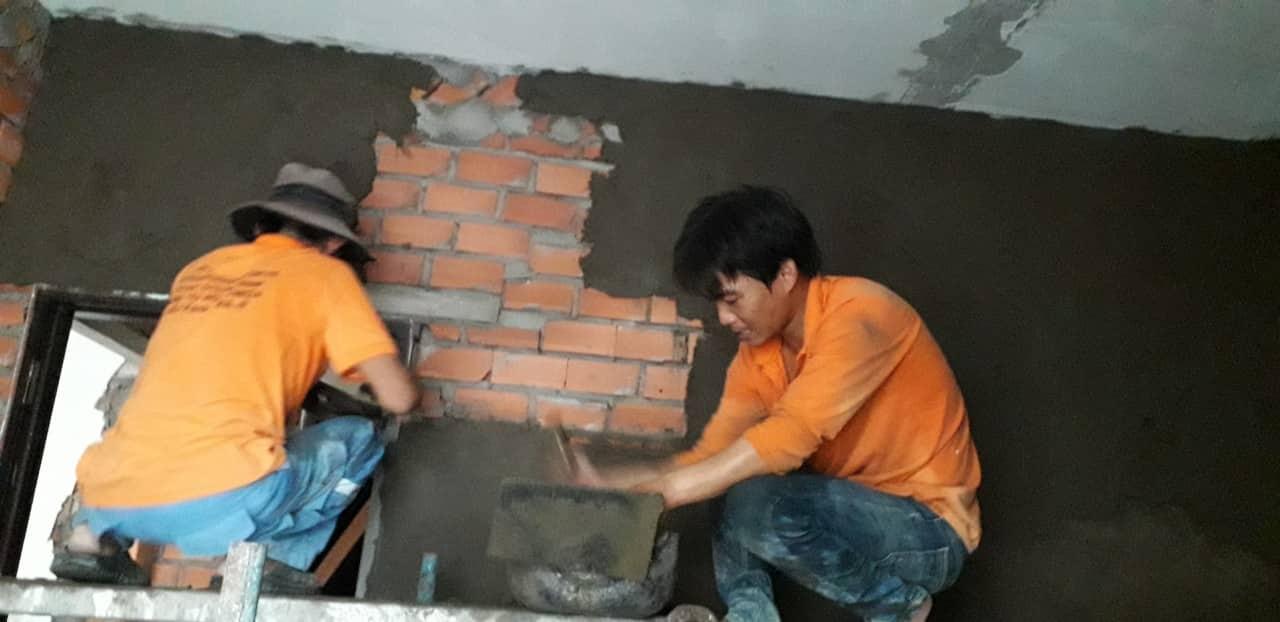 cải tạo sửa chữa nhà cấp 4