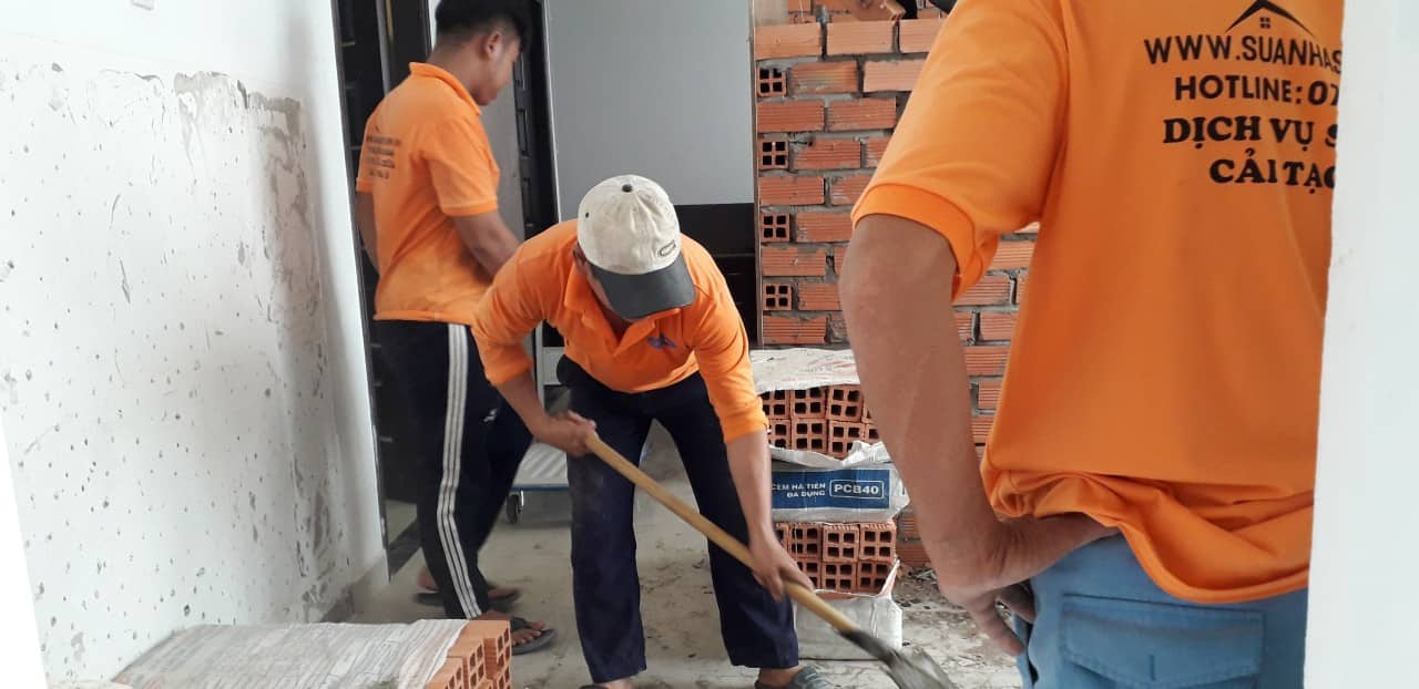 6 lỗi tai hại khi sửa nhà