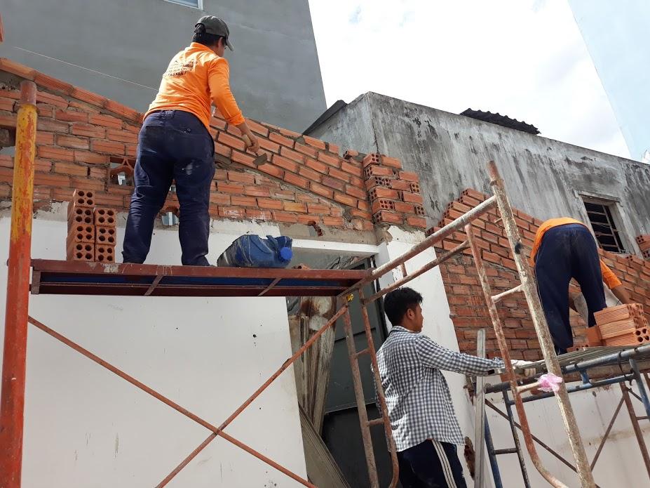 Dịch Vụ Sửa Chữa Nhà Cửa Của Công Ty Nam Sài Gòn