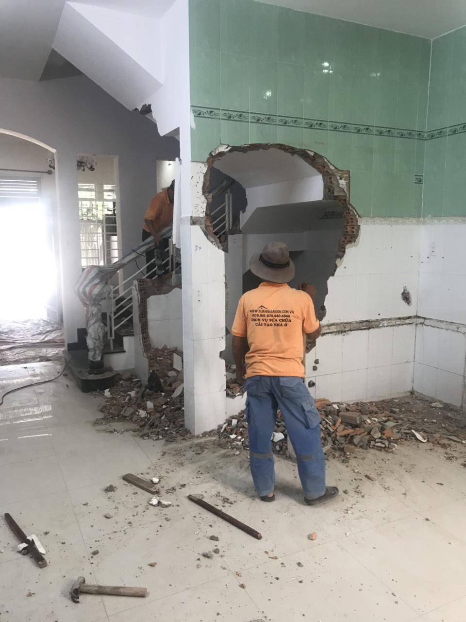 Sửa Chữa Nhà Quận 6 TP HCM