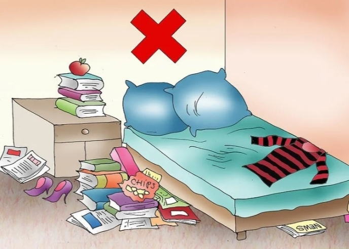 Phong thủy cho phòng ngủ