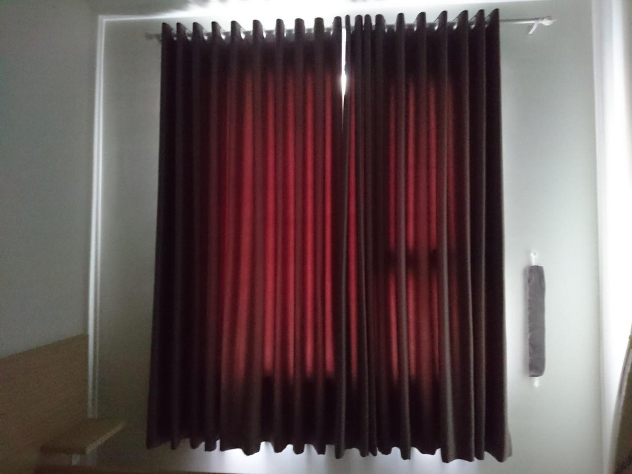 Thay đổi màu sắc rèm cửa