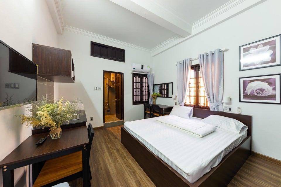 Thiết kế và trang trí nội thất phòng ngủ
