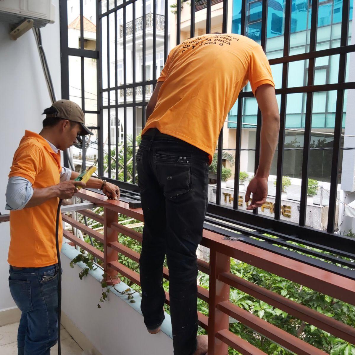 sửa chữa nhà Quận Bình Thạnh