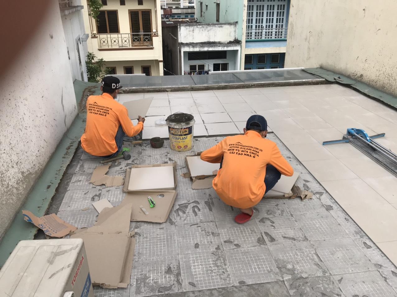 Sửa chữa nhà Quận Thủ Đức