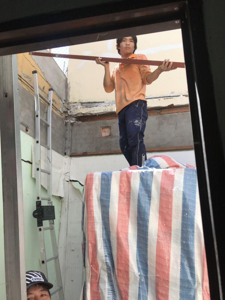 Sửa chữa nhà Quận Bình Thanh