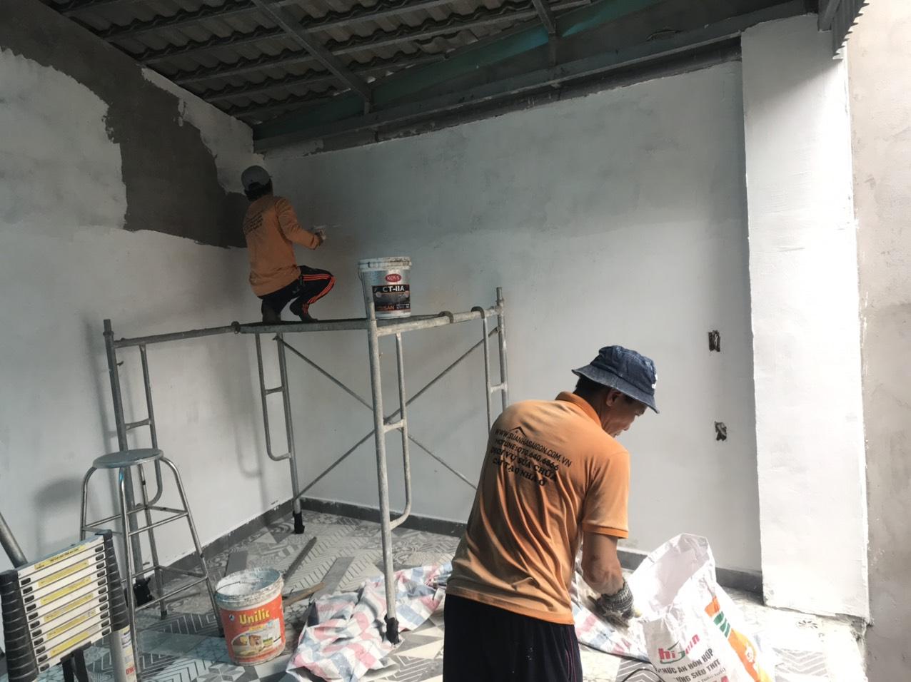 sửa nhà Quận 11