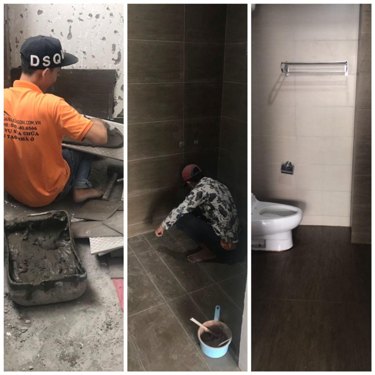 Dịch vụ sửa chữa nhà Quận 7