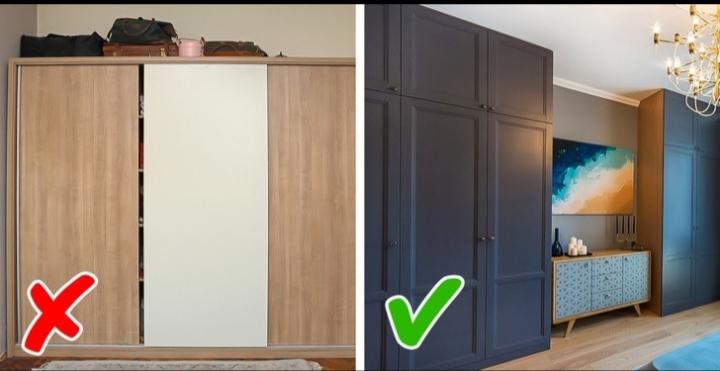 7 thiết kế nội thất vô dụng trong nhà